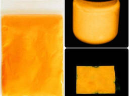 Люминесцентный порошок ТАТ 33 (люминофор) – Темно-желтый. ..