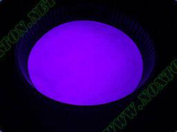 Люминесцентный порошок ТАТ 33 с фиолетовым свечением