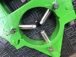 Люнет неподвижный 16к20, диаметр 180 мм. - фото 2