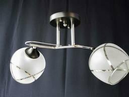 Люстра на 2 лампочки 2943-2