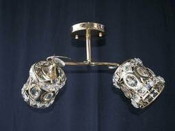 Люстра на 2 лампочки N 3673-2