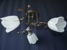 Люстра на 3 лампочки 1746-3