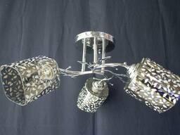 Люстра на 3 лампочки 7230-3в