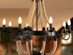 Люстри лофт (loft). Світильники в стилі loft особливо популя
