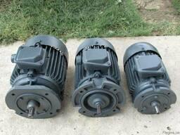 М-редукторы МЦ2С-80, 100, 125 и эл. двигатели для них.