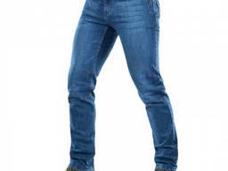 M-Tac Джинсы Tactical Light Denim Slim Fit синие