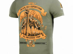 M-Tac футболка Black Sea Expedition олива