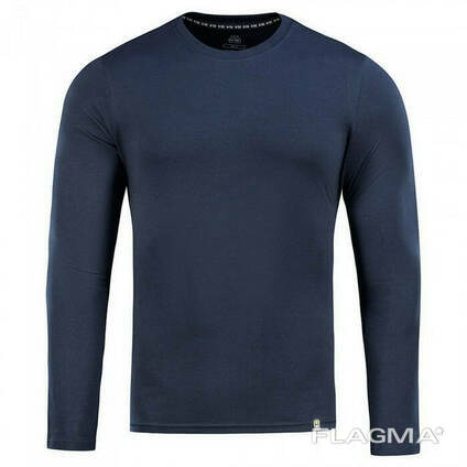 M-Tac футболка длинный рукав 93/7 Dark Navy Blue