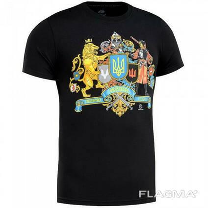 M-Tac футболка Україна понад усе! черная