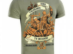 M-Tac футболка Zero Tolerance Light Olive