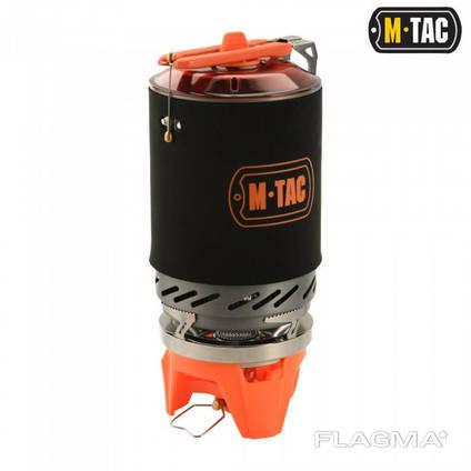 M-Tac горелка газовая с котелком