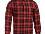 M-Tac рубашка Redneck Shirt красная / черная - фото 4