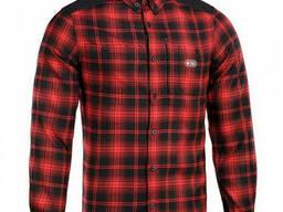 M-Tac рубашка Redneck Shirt красная / черная