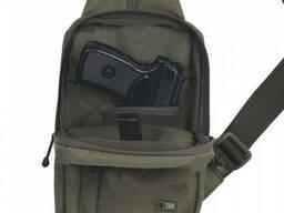 M-Tac Сумка-кобура наплечная Elite Gen. ІІ олива