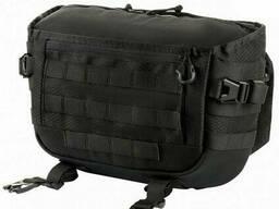 M-Tac сумка Messenger Bag Elite Hex черная