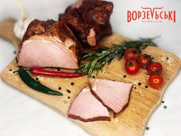 Мясные копчености и деликатесы (щека / грудинка / балык / ветчина)