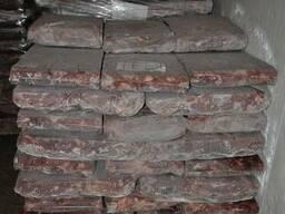 М'ясо яловиче І-го гатунку. Заморожене поліблоком по 15 кг.