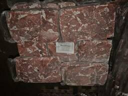 М'ясо яловичина вищого гатунку поліблок по 15 кг/блок