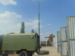 Мачта телескопическая унифицированная МТУ-10м газ