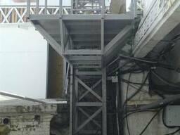 Мачтовый подъёмник грузоподъёмность 2. 5 тонны, Одесса