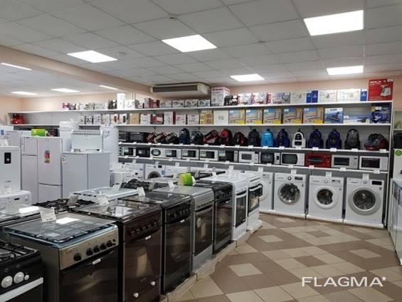 Магазин бытовой техники в Луганске
