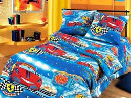 Комплект Маленький гонщик – купить детскую постель