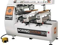 MAGGI Boring System 323