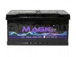 Magiс Energy 100 Ah 12V Euro (правый +)