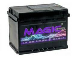 Magiс Energy Euro 60 Ah 12V (правый +)