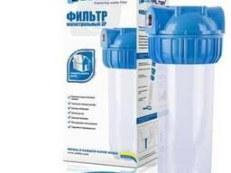 Магистральный фильтр для воды Укрфильтр