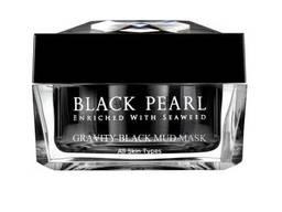Магнитная G-маска с Жемчужным порошком для лица Для всех типов кожи Sea of Spa Black. ..
