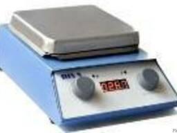Магнитная мешалка с подогревом РИВА-03. 1