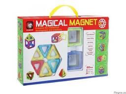 Магнитный 3D конструктор Magical Magnet 20 (Меджикал Магнет