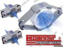 Магнитный активатор топлива Expander, уменьшает расход топли