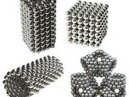 Магнитный конструктор Неокуб, головоломка, магнитные шарики