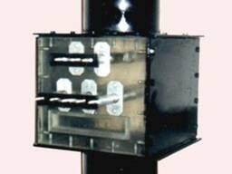 Магнитный сепаратор для сахар-песка, зерно, мука и т. п.