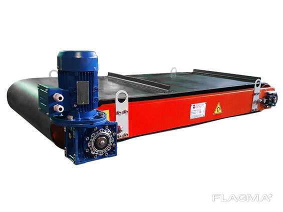 Магнитный сепаратор подвесной Железоотделитель подвесной саморазгружающийся