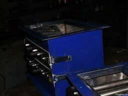 Магнитный сепаратор типа КМ на постоянных магнитах