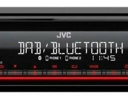 Магнитола JVC KD-DB622BT