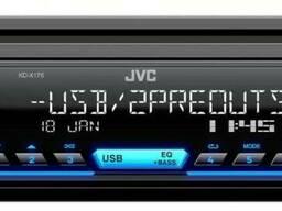 Магнитола JVC KD-X176