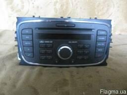 Магнитола на Ford Mondeo 2007 года