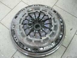 Маховик сцепление(диск демпфер корзина) Рено Меган 3 1.5DCI