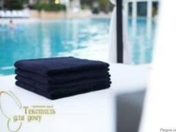 Махровые полотенца для бассейна