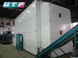 Макаронная линия производительностью 750 кг/час