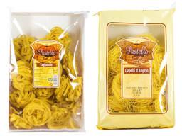 Макароны Tagliatelle и Capelli D'Angelo
