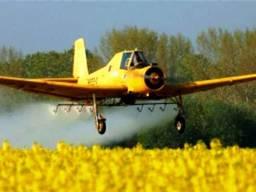 Малая авиация для десикации, авиахимработы по всей Украине