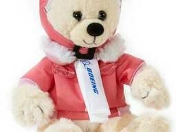 Маленький мишка игрушка Boeing Aviator Bear
