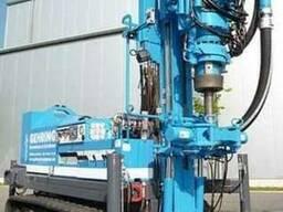 Малогабаритная буровая установка Rotomax XL GT «Geotec» (Гер