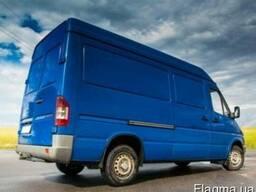 Грузовое такси. Переезд, перевозка мебели, вещей. Аренда грузового Мерседес Спринтер.