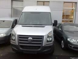 Малогабаритные перевозки c пассажирами Аренда Volkswagen Cra